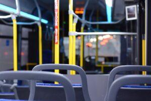 Innenansicht Bus